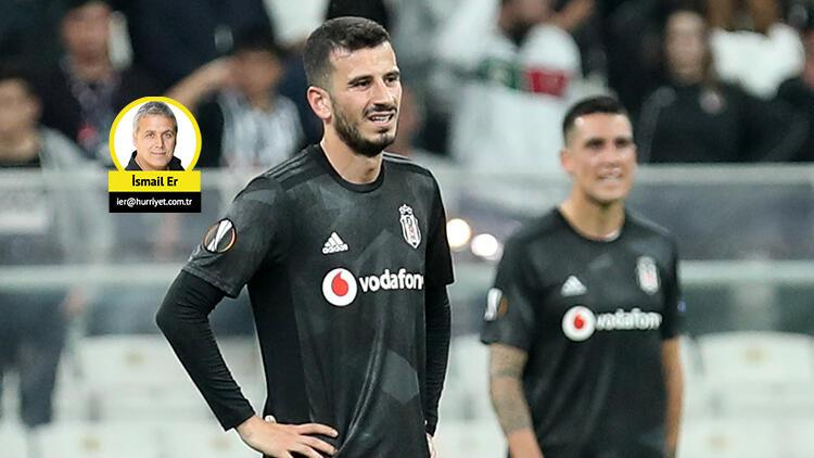 Beşiktaş haberleri   Oğuzhan'ın suçu ne?