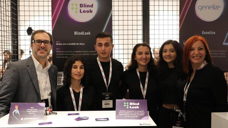 BlindLook uygulaması görme engellilerin rehberi olacak