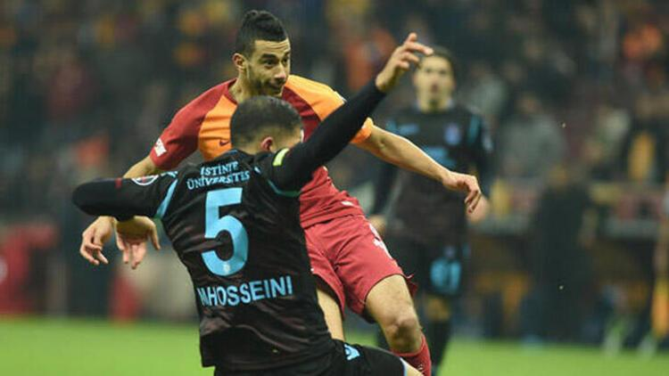 Trabzonspor ile Galatasaray 128. kez karşı karşıya! Son 13 maçta...