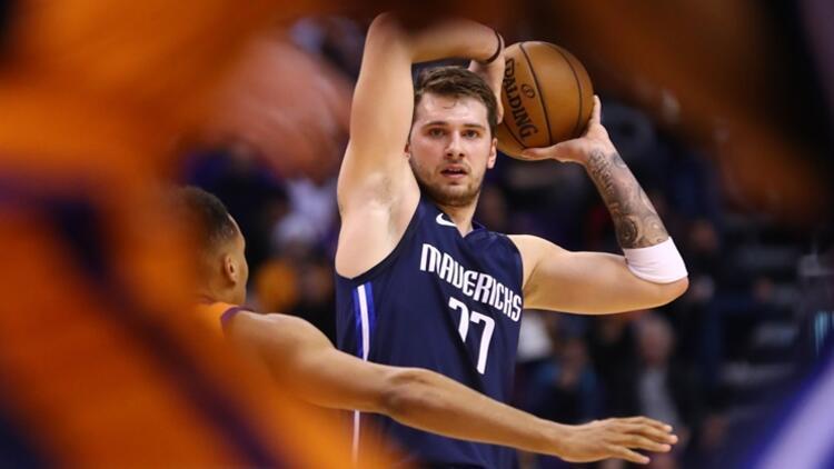 NBA'de gecenin sonuçları | Doncic yine tarih yazdı! Triple-double ortalama...
