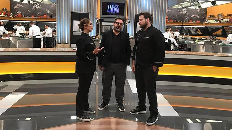 Chefs' Arena 1. Bölümü ile başlıyor.. İşte ilk bölüm tanıtımı