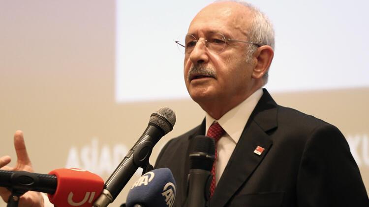 CHP Genel Başkanı Kılıçdaroğlu ASİAD toplantısında konuştu