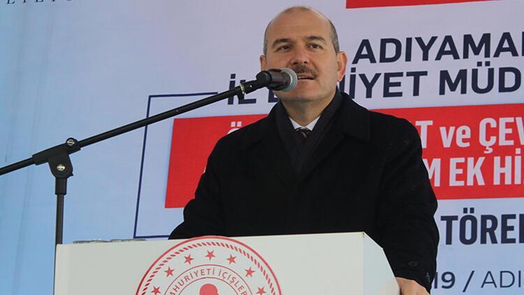 Bakan Soylu: Orta Doğu'yu barış coğrafyası haline getirecek Türkiye'dir