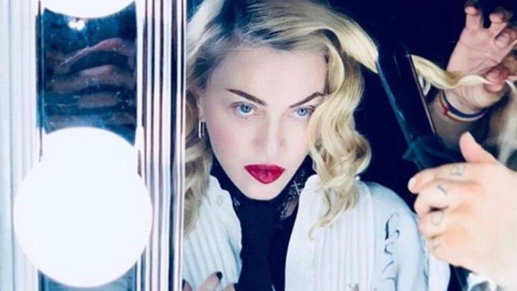 Madonna konserini iptal etti