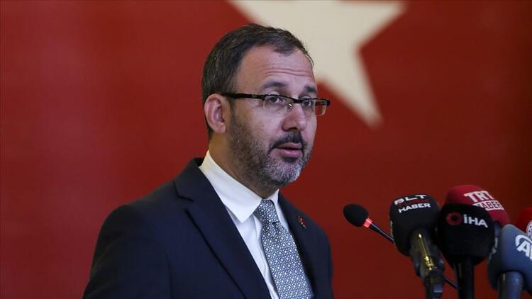 Gençlik ve Spor Bakanı Mehmet Muharrem Kasapoğlu açıkladı! 4. Dünya Göçebe Oyunları...