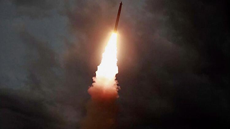 "Kuzey Kore'den Japonya'ya ""balistik füze"" tepkisi"