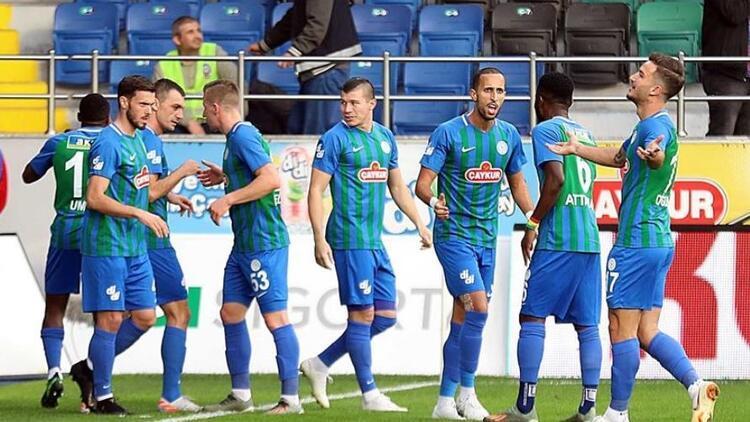 Çaykur Rizespor 3-1 Konyaspor