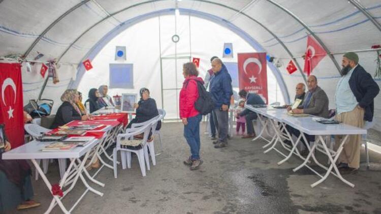 HDP önündeki eylemde 89'uncu gün