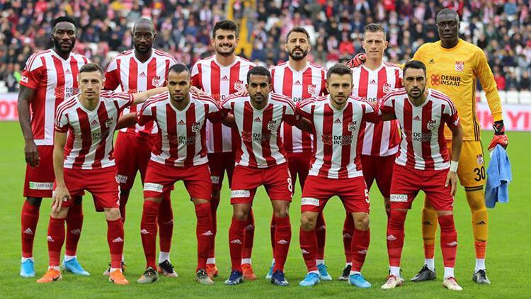 Sivasspor'dan tarihi istatistik! Bu sezon...