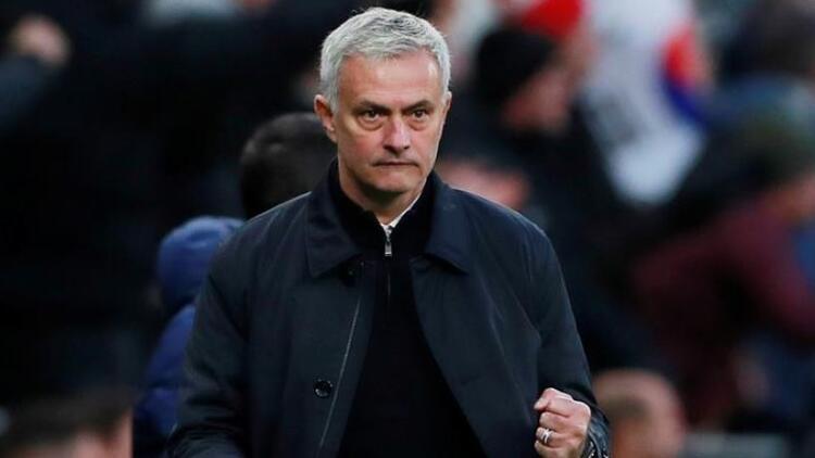 Tottenham Mourinho ile kazanmaya devam ediyor