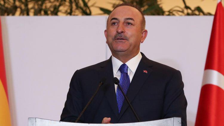 """Bakan Çavuşoğlu: """"İlk defa Türkiye'de..."""""""