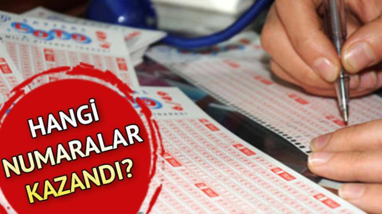 MPİ Sayısal Loto sonuç sorgulama sayfası | 30 Kasım Sayısal Loto çekilişi tamamlandı