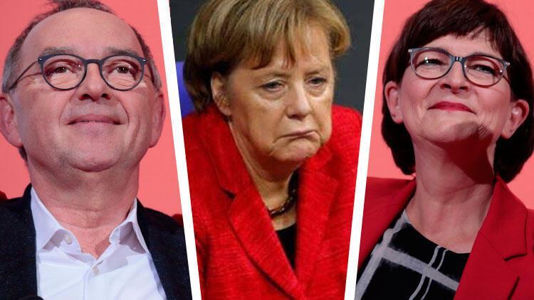 Merkel'in sonu göründü