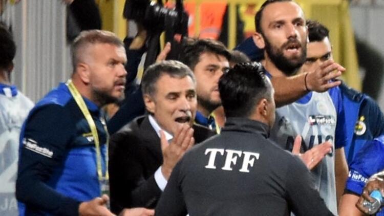 """Ersun Yanal: """"Adalet yoksa futbol da yok"""""""