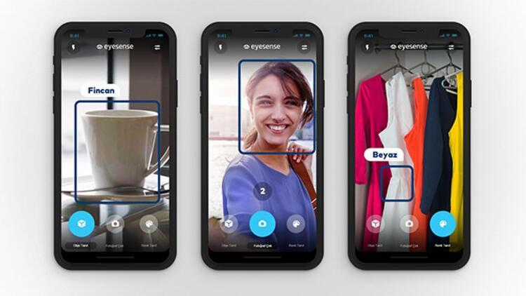 EyeSense uygulaması ile görme engelliler artık renkleri ayırt edebiliyor