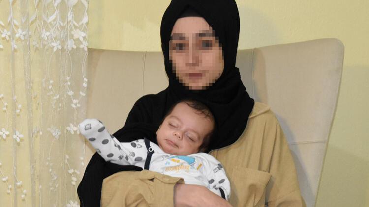 Ölümü göze alıp anne oldu, ilacını kullanamazsa oğlu annesiz büyüyecek