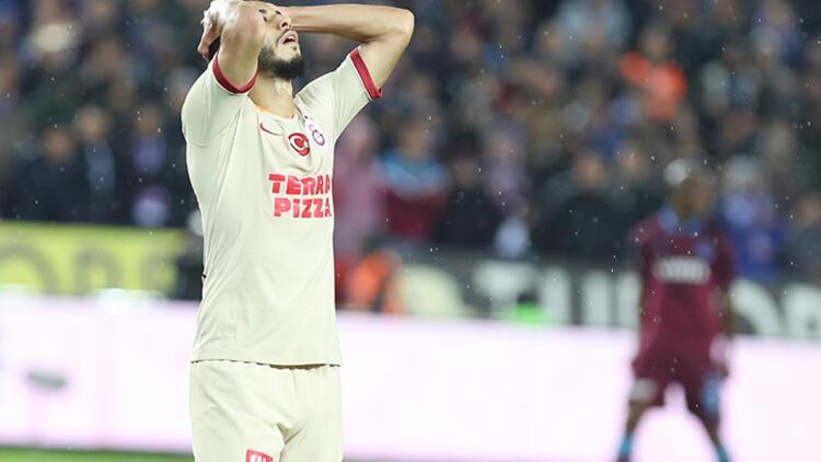 Galatasaray taraftarlarından Younes Belhanda tepkisi!