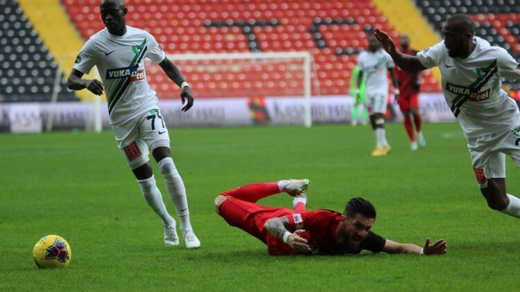 Gaziantep FK'da moraller bozuk