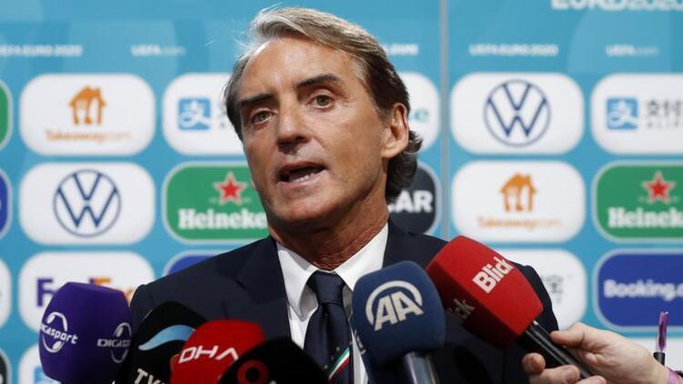Manciniden EURO 2020 değerlendirmesi