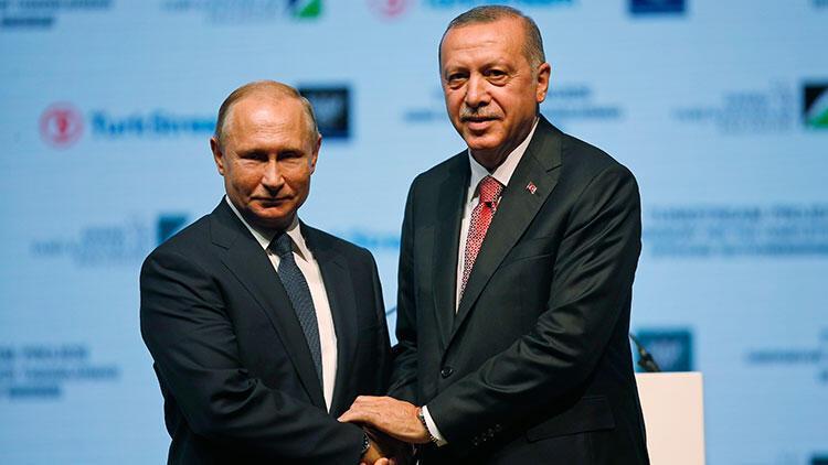 Son dakika... Putin 8 Ocak'ta Türkiye'ye gelecek