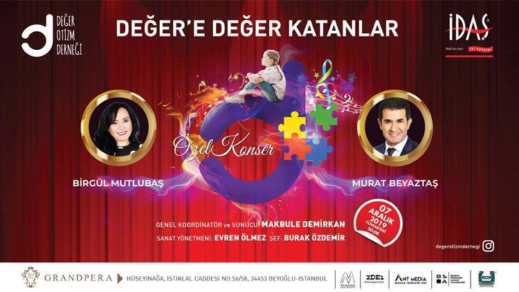 """İDAŞ ve Değer Otizm Derneği """"en değerli konser""""de bir araya geliyor"""