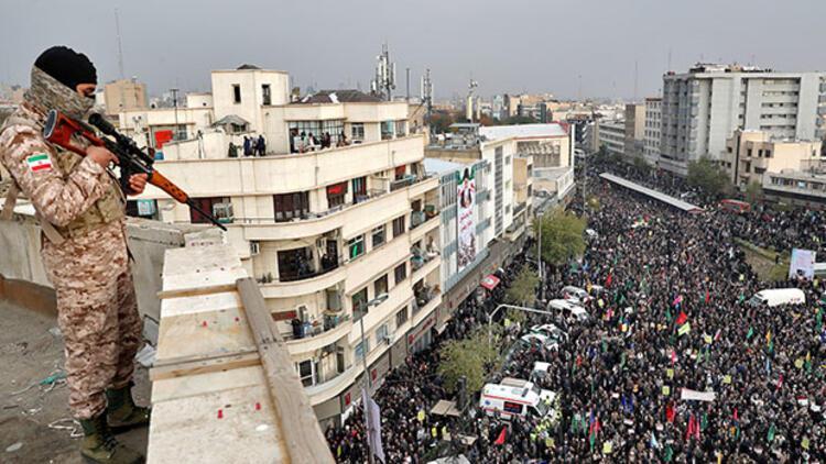 Son dakika haberi: İran'daki olaylarda ölü sayısı hızla artıyor!