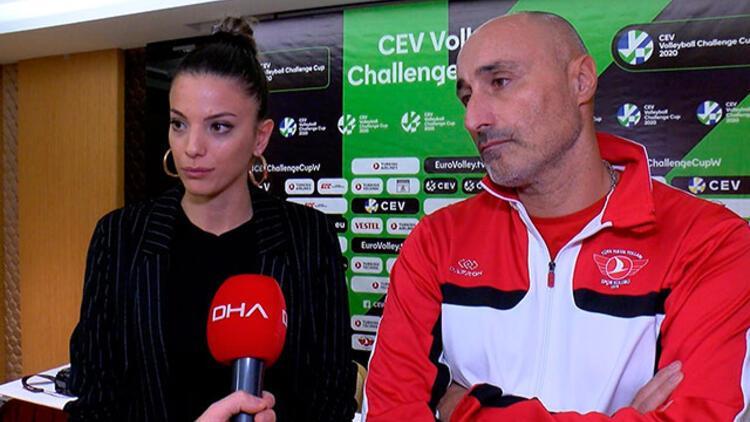 Marcello Abbondanza: Hedefimiz her zaman kazanmak