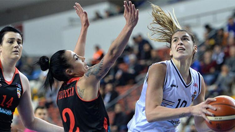 OGM Ormanspor ile Bellona Kayseri Basketbol, FIBA Kadınlar Avrupa Kupası'nda karşılaşacak