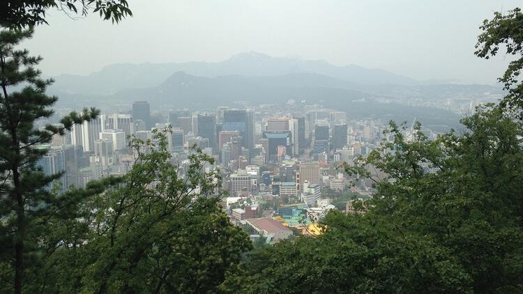 Gökdelenler arasındaki tarih: Seul
