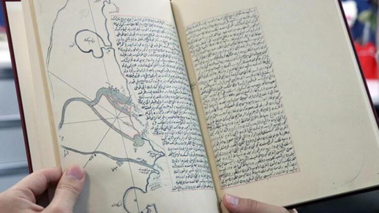 'Müntehab-ı Bahriyye' Osmanlı tarihi coğrafyasını gözler önüne seriyor