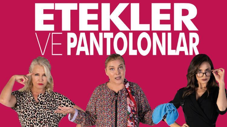 Bol Kahkahalı Oyun: Etekler ve Pantolonlar İzmirli Seyircilerin Karşısında!