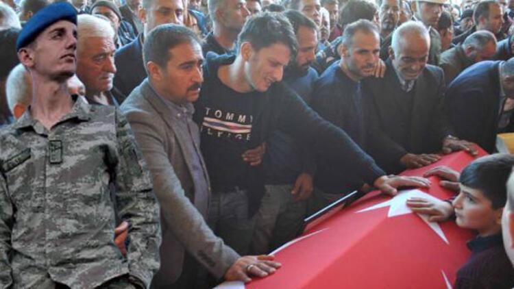 Şehit Uzman Çavuş Harun Çınar, Hatay'da toprağa verildi