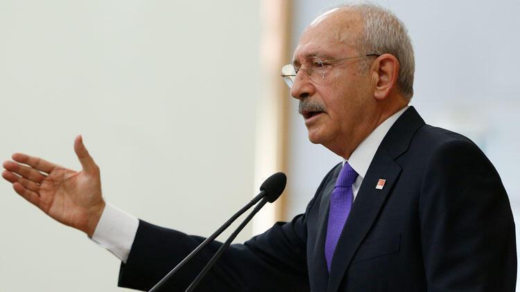 Kılıçdaroğlu: Erdoğan veto etmeseydi, AYM'ye götürecektik