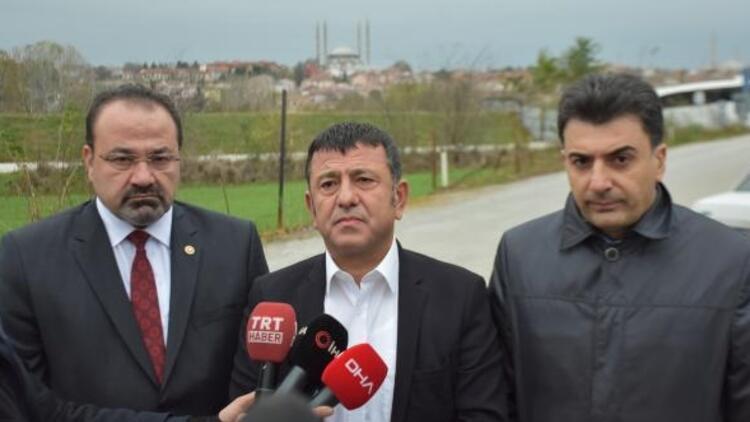CHP heyeti, Demirtaş'ı cezaevinde ziyaret etti