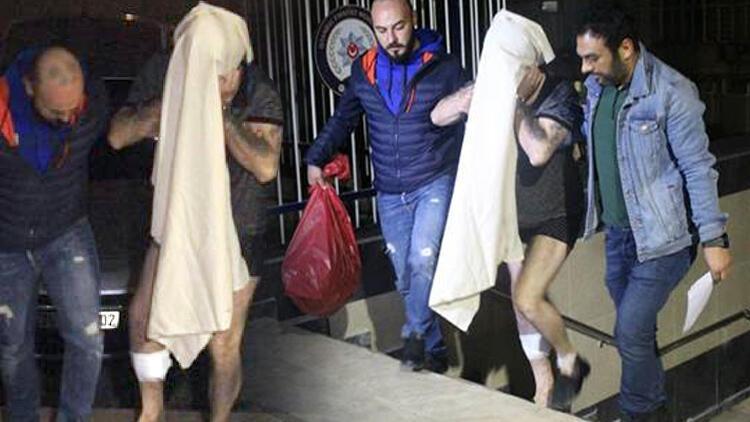 Patrik Bartholomeos'un evine giren 5 şüpheli tutuklandı