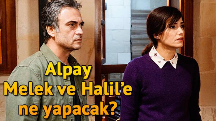 Benim Adım Melek'in yeni bölüm fragmanı yayınlandı... Alpay Melek ve Halil'in peşinde!
