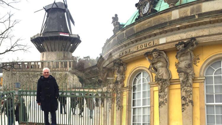 Berlin'de hakimler var, ya Hessen'de?