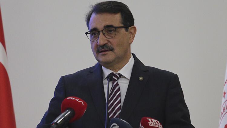 Son dakika: Enerji ve Tabii Kaynaklar Bakanı Fatih Dönmez'den Libya açıklaması
