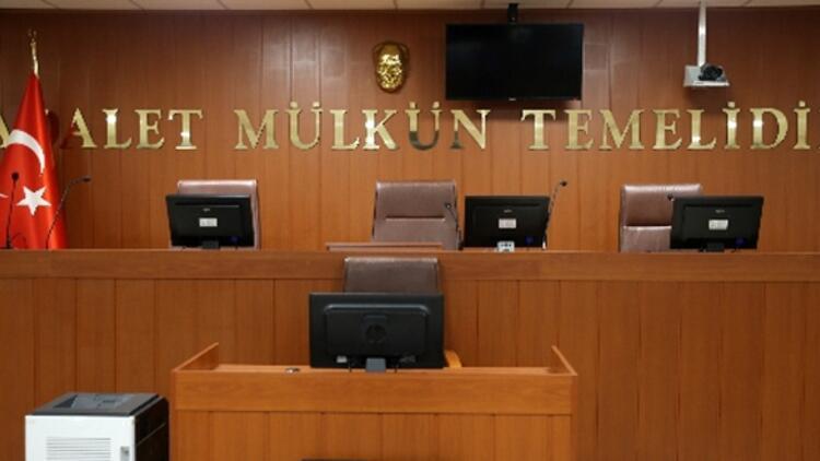 Eski HSYK üyesi Hüseyin Serter'e 13 yıl 6 ay hapis cezası
