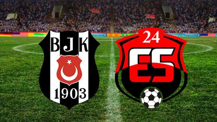 Beşiktaş Anagold 24Erzincanspor Türkiye Kupası maçı ne zaman?
