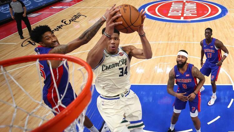 NBA'de gecenin sonuçları | Milwakuee Bucks hız kesmiyor