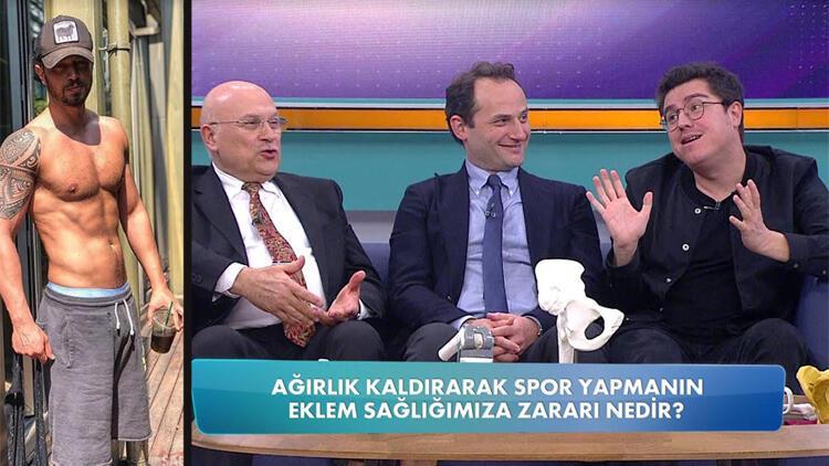 İbrahim Büyükak'tan, Murat Boz'a spor sataşması!
