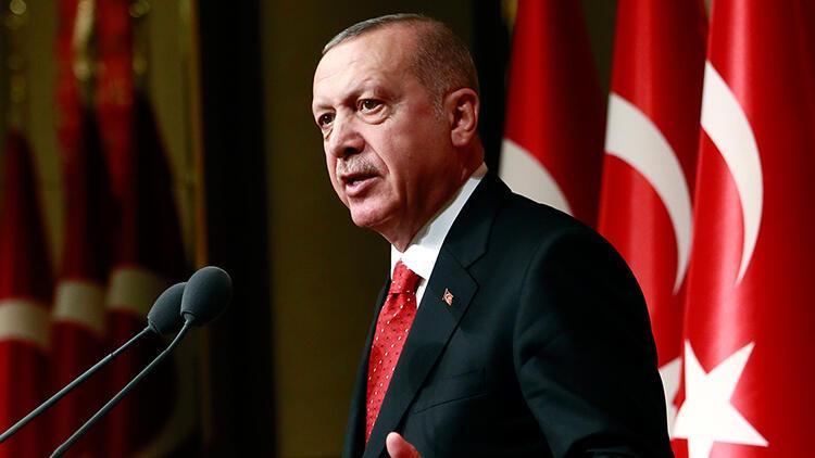Son dakika... Cumhurbaşkanı Erdoğan'dan Londra'da Dörtlü Zirve mesajı