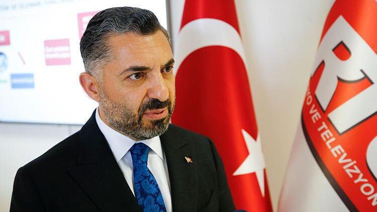 RTÜK Başkanı'ndan Ceren Özdemir cinayeti haberleri ile ilgili açıklama