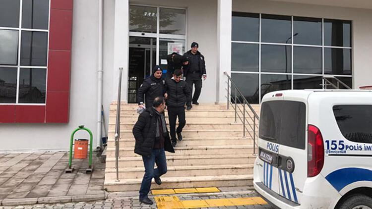 Ankara'da firar eden mahkum yakalandı