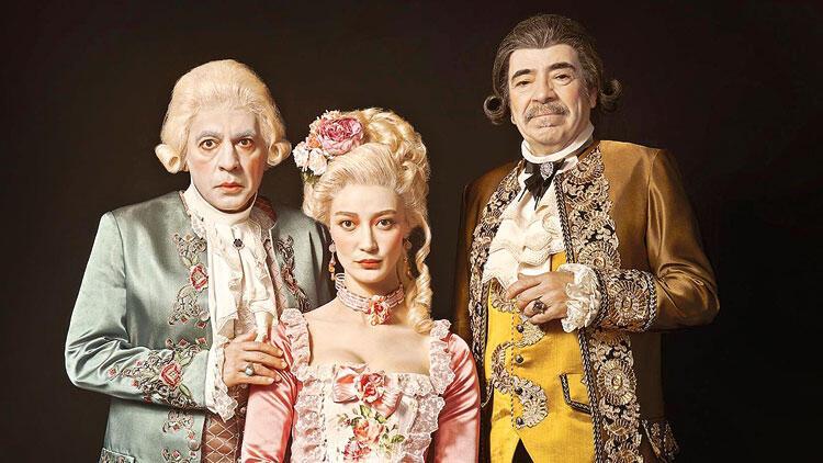Amadeus-Mozart'ın biletleri 1 günde tükendi