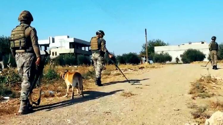 MSB: Harekât bölgesinde 1381 EYP etkisiz hale getirildi