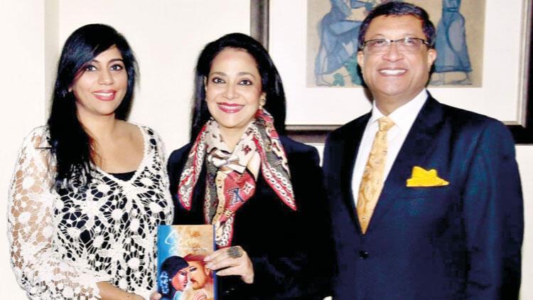 Ann Meryem Baycan ile Sanjay Bhattacharyya'nın sürpriz buluşması