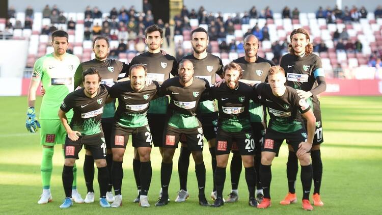 Denizlispor'un hedefi Süper Lig'de kalıcı olmak