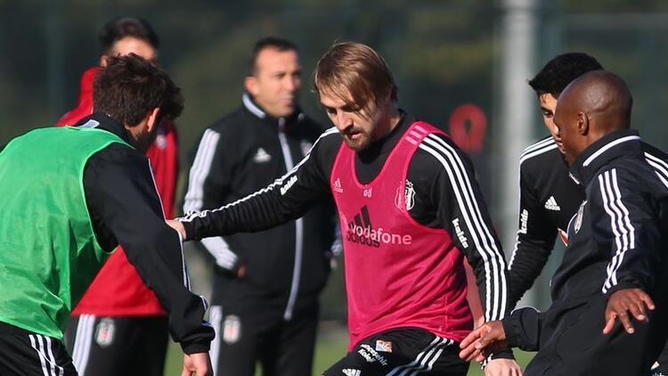 Beşiktaş'ta Kasımpaşa hazırlıkları başladı!